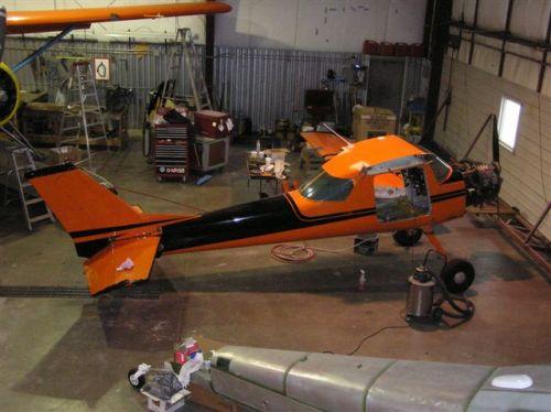 Rebuilding Richard Hulina's Cessna 150