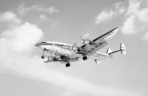 CF-TEY landing