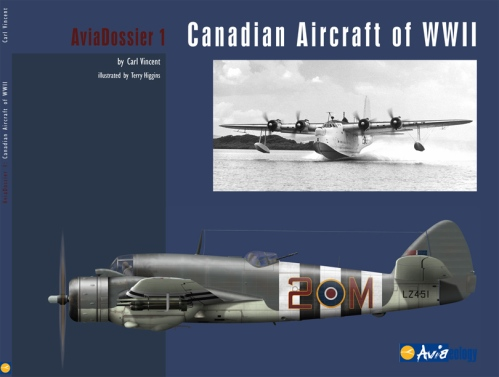 Canadian Aircraft of WWII - cover