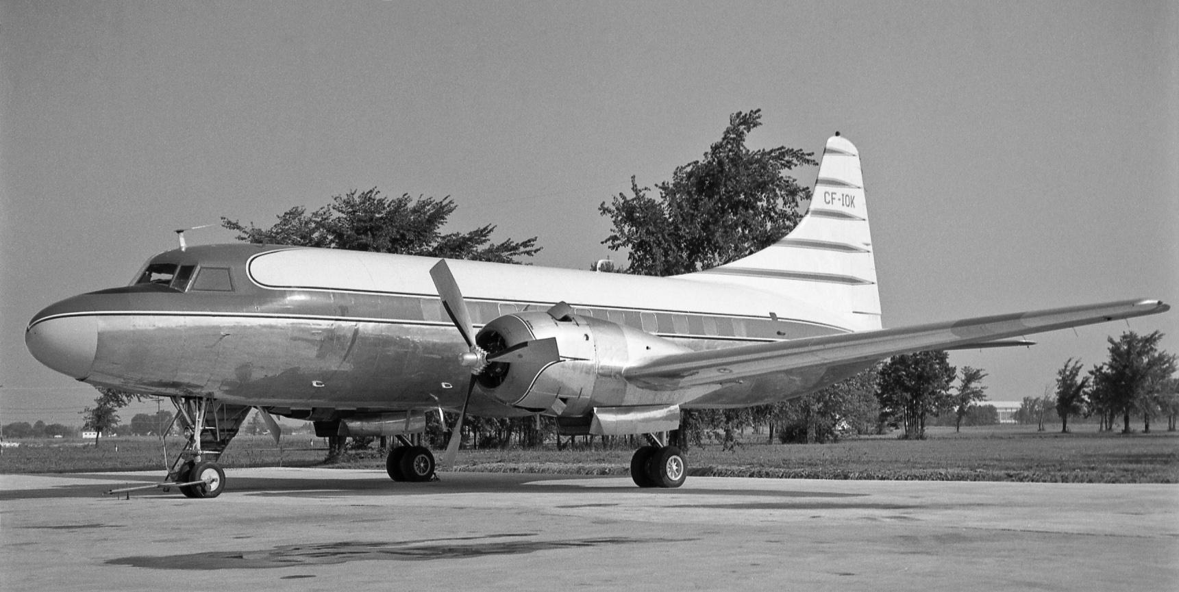 Imperial Oil's CV-240 ...