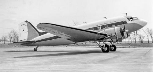 DC-3 No.3 CF-IKD_sm