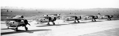 The booming Norseman production line at Cartierville during the war, when more than 700 Norsemans were built for the US military. Many of these aircraft returned after the war to serve in the Canadian bush. Some of them remain in service to this day.
