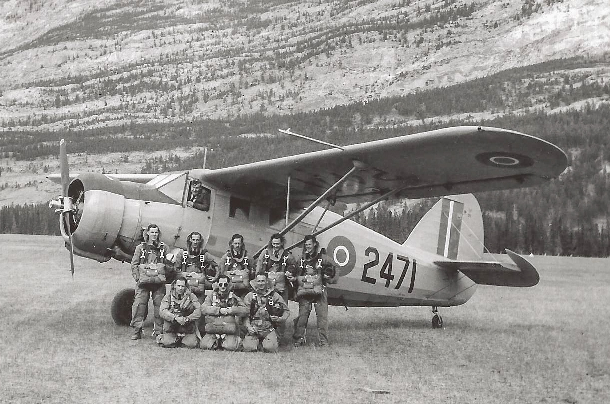 Norseman Vol.1 tells a bit about the RCAF's early search and para-rescue