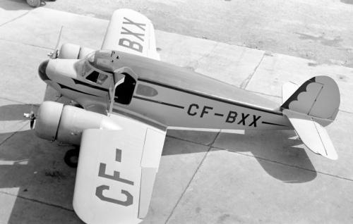 CORNESS 17 T-50 CF-BXX 8-2014