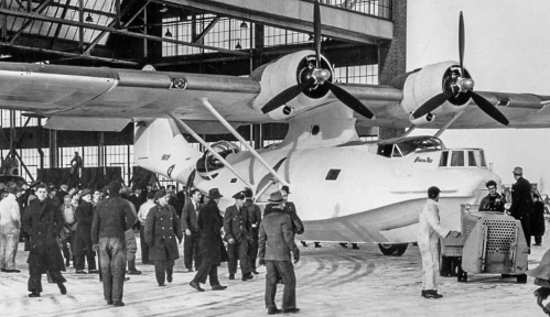 Canadair PBY rollout  _LR