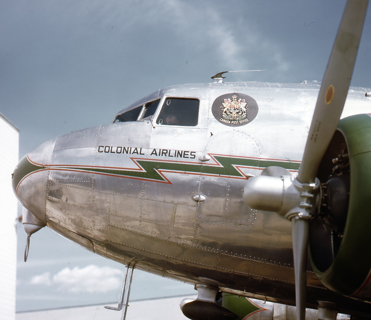 Having begun in 1944 as USAAF 43-15079, this DC-3 was acquired