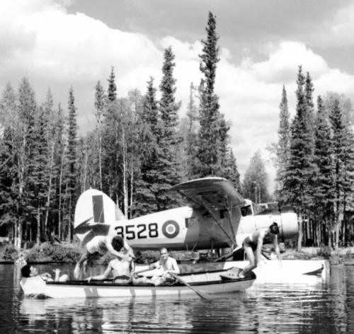 RCAF Norseman 3528