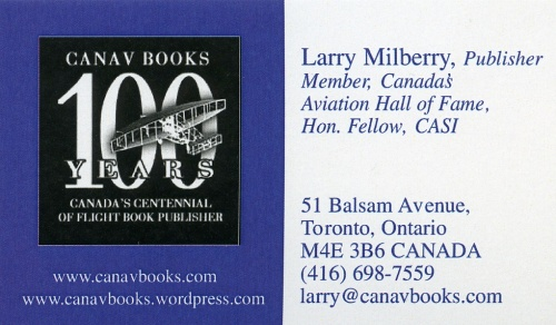 CANAV Business Card
