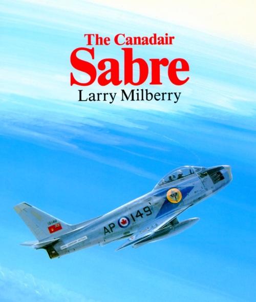 Canadair Sabre dust jacket
