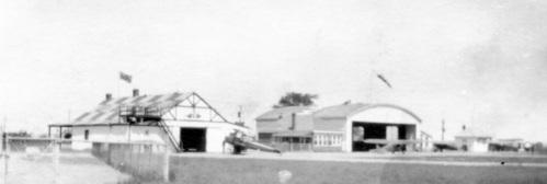 Hamilton airport old