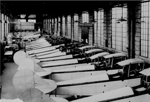 JN 4s in production