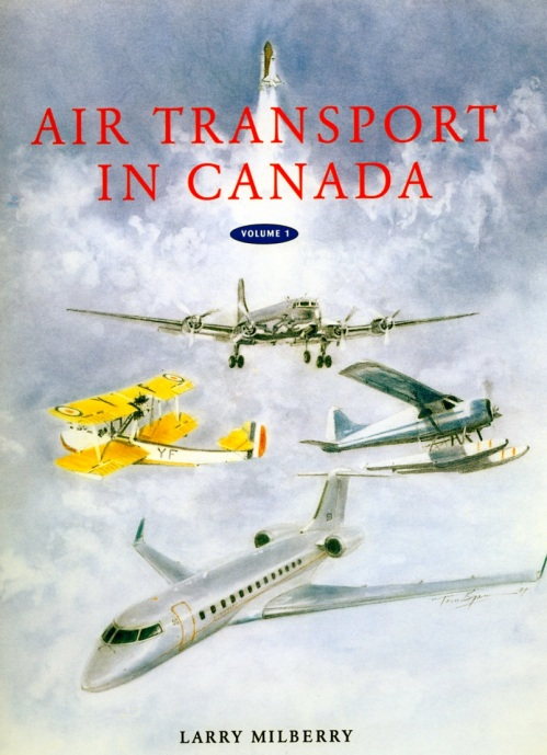 2db887bb20 Air Transport in Canada Hits 20 + Some CAHS & CAE News