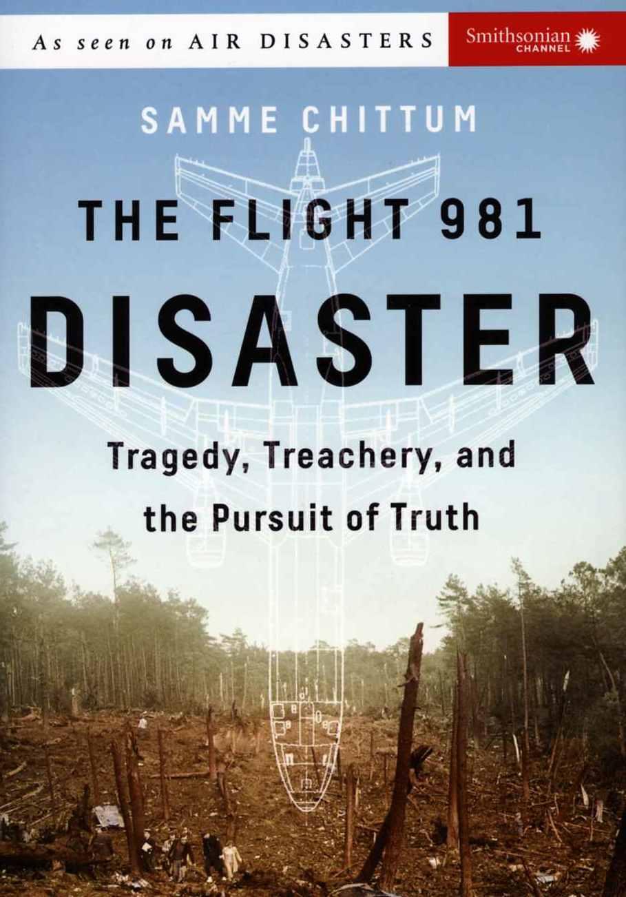 Blog 3 The Flight 981 Disaster