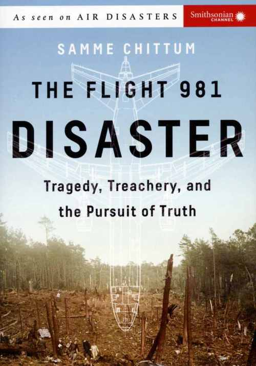 Blog 3 The Flight 981 Disaster