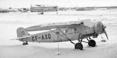 Corness Blog_1A Fairchild 82 CF-AXQ