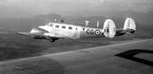 Corness Blog_7 RCAF Expeditor