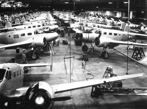blog 8 beech 18 factory
