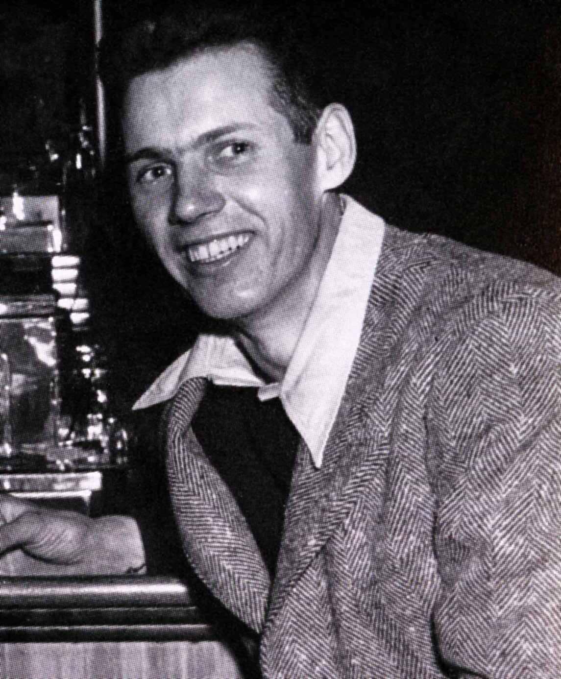 Bob Halford WWII Merchant Navy