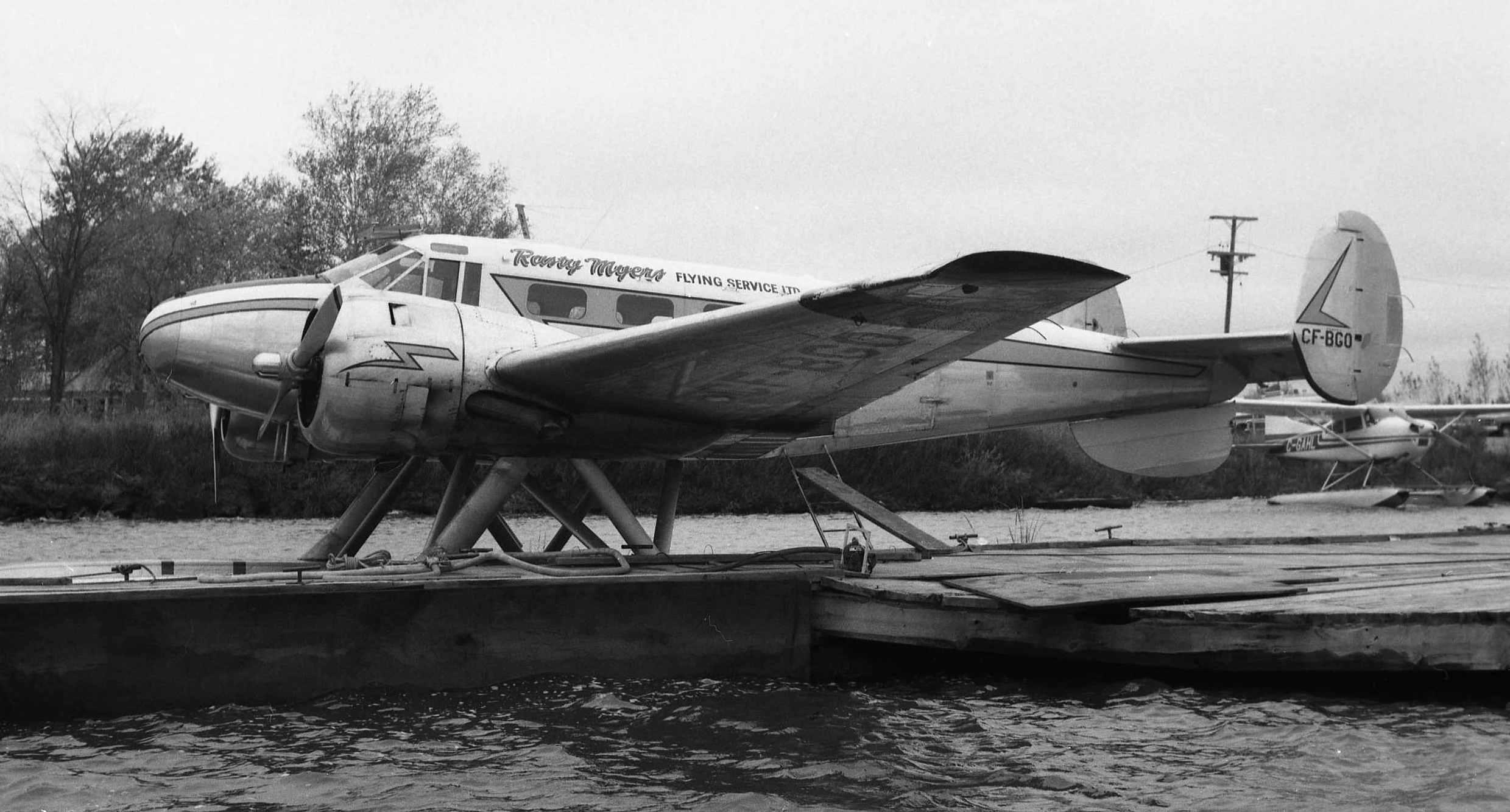 Blog 13A Turner Beech 18 CF-BGO
