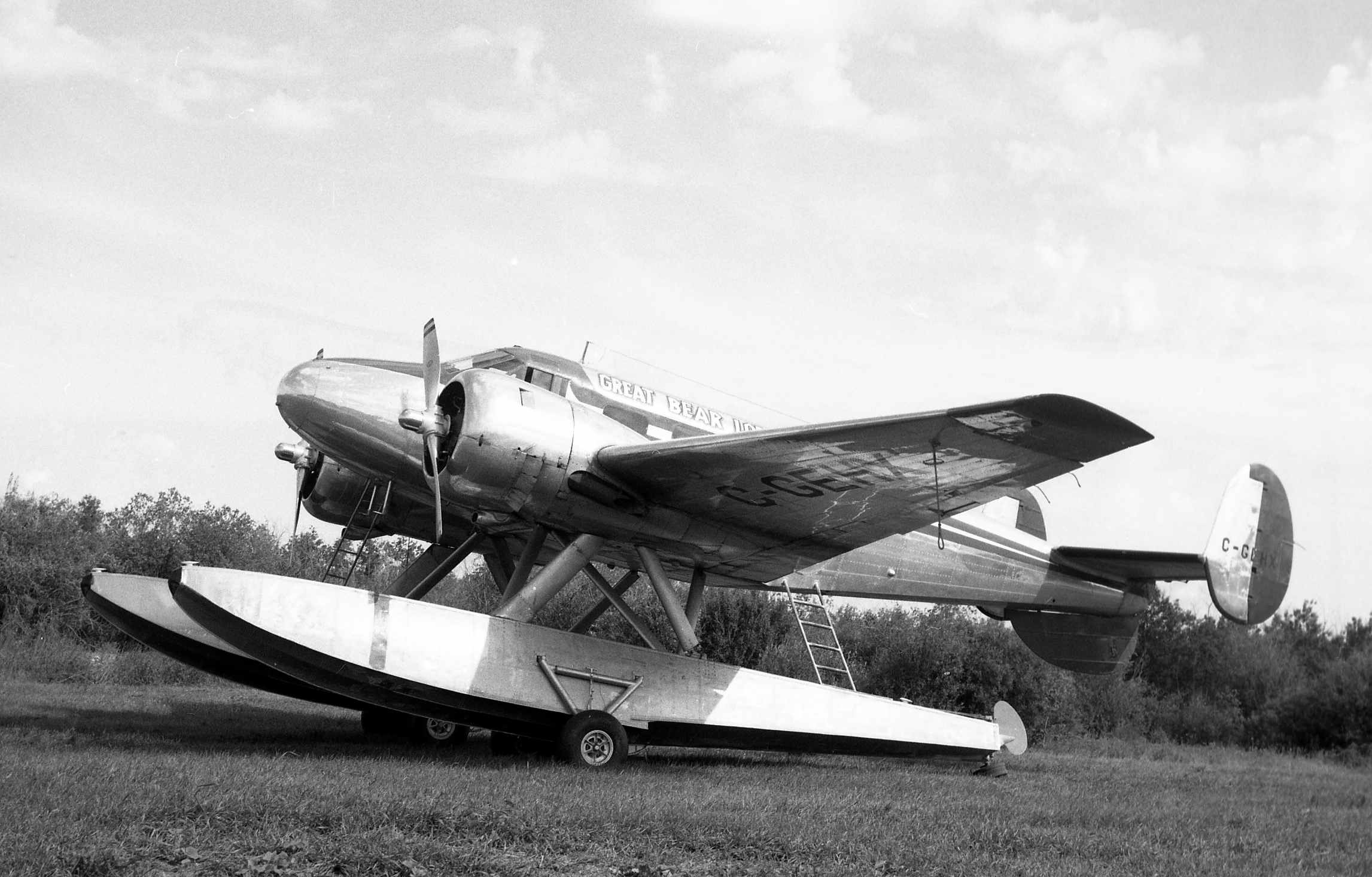 Blog 17 Turner Beech 18 C-GEHX