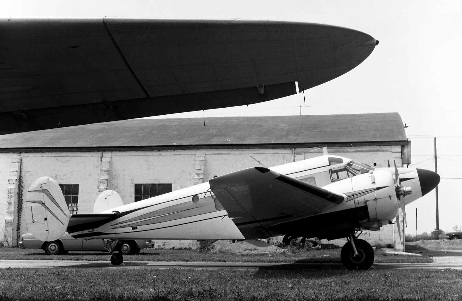 Blog 22A Turner Beech 18 N87HA