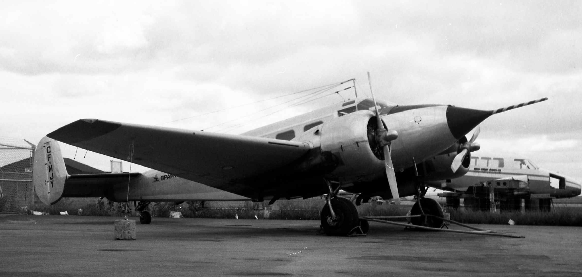Blog 23 Turner Beech 18 CF-MJY