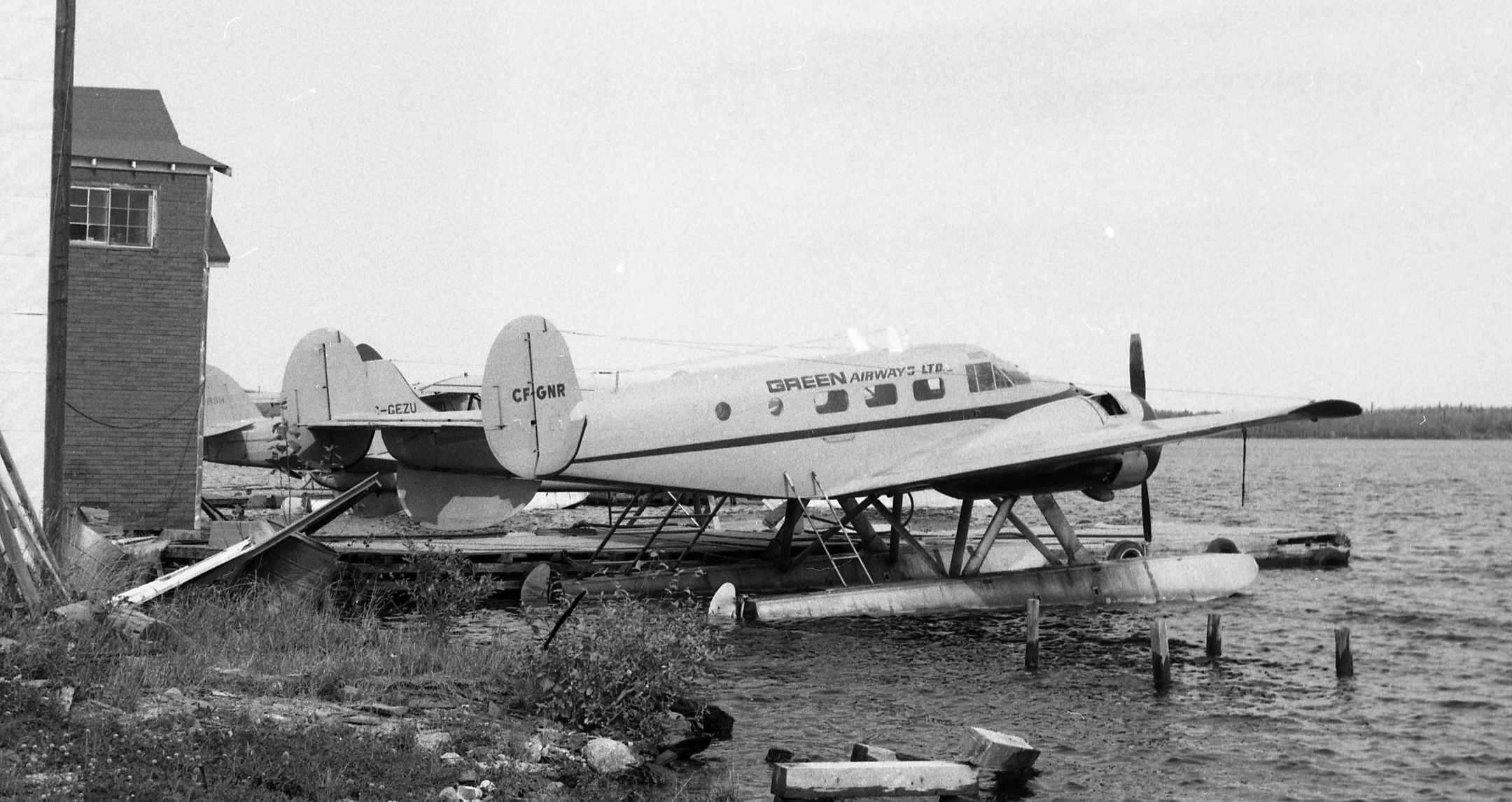 Blog 9 Turner Beech 18 CF-GNR